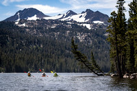 Silver Lake Caples Lake Kayak Trek (double click on image to see products and cropping available) Downloads free